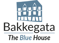 bakkegata the blue house